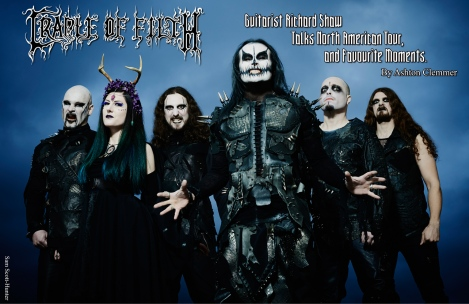 April 2016 Vandala Magazine Cradle of Filth Interview