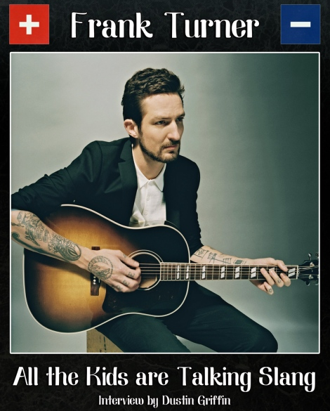 April 2016 Vandala Magazine Frank Turner Cover Interview