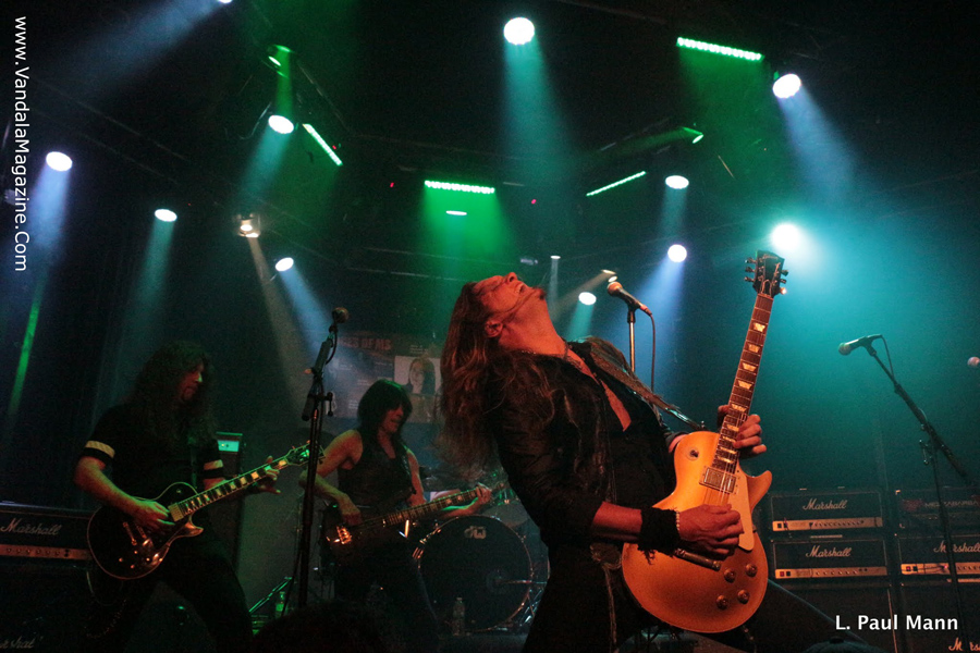 The Fourth Annual Rock Against MS Benefit Concert