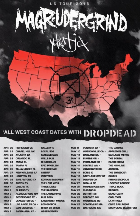 MAGRUDERGRIND-North-American-Headline-Tour