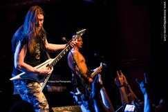 Kalmah Edmonton , AB, April 9th, 2016