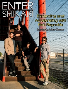 May 2016 Vandala Enter Shikari Rou Reynolds Interview