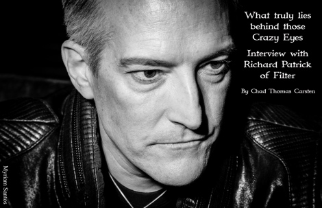 May 2016 Vandala Interview Richard Patrick of Filter
