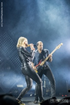 Metric March 2016 Vandala Magazine via Heiko Ryll