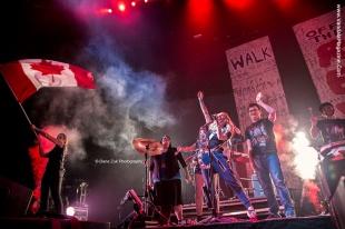 Walk Off athe Earth April 1, 2016 Rexall Place Edmonton, AB