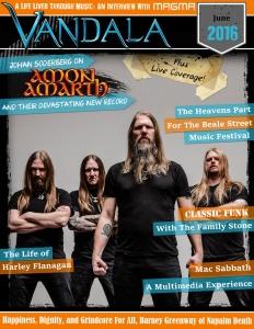 June 2016 Vandala Magazine
