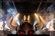 Amon Amarth May 14th 2016