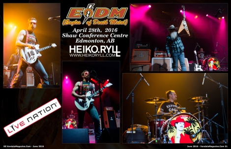 Eagles of Death Metal June 2016 Vandala Magazine