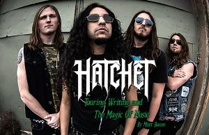 Hatchet Interview June 2016 Vandala Magazine