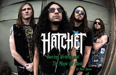 Hatchet Interview June 2016 Vandala Magazine