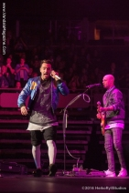 Hedley In Edmonton May 2016
