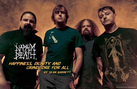 Napalm Death Interview June 2016 Vandala Magazine