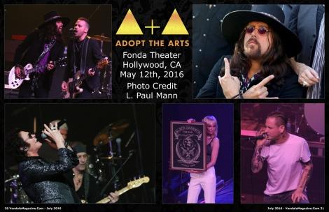 Adopt the Arts Vandala Magazine L. Paul Mann