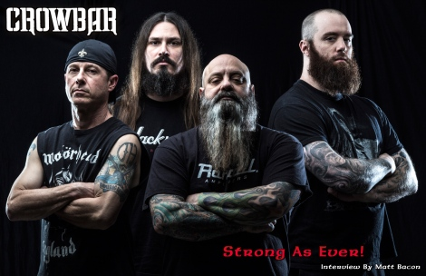 Crowbar Interview July 2016 Vandala Magazine