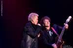 Billy Idol and Billy Morrison in Kelowna, BC
