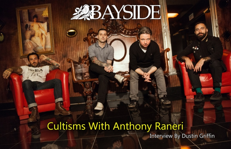 Cover Interview Bayside August 2016 Vandala Magazine