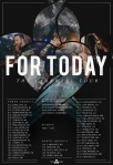 For Today Final Tour