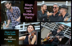 Ringo Starr Birthday Party August 2016 Vandala Magazine (1)