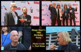 Ringo Starr Birthday Party August 2016 Vandala Magazine (3)