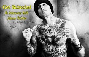 September 2016 Vandala Magazine Johnny Richter Interview