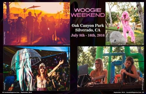 September 2016 Vandala Magazine Woogie Weekend