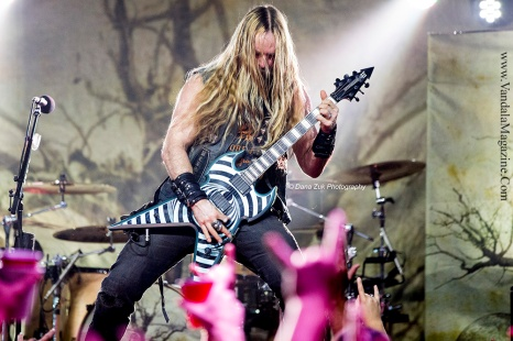 Zakk Wylde in Edmonton August 23rd