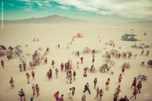 Burning Man 2016 By Andrew Jorgensen