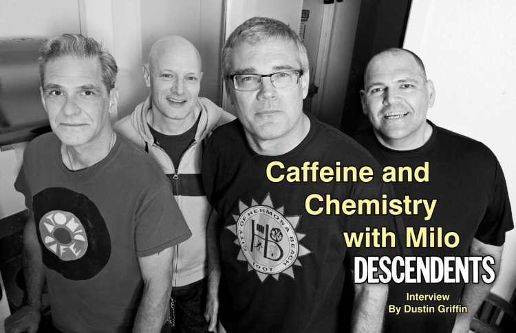 Cover Interview Descendents October 2016 Vandala Magazine