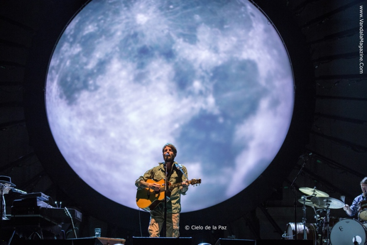 Ray Lamontagne at Greek Theater in Berkely, CA