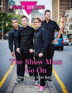 The Show Must Go On - Interview with Pansy Division