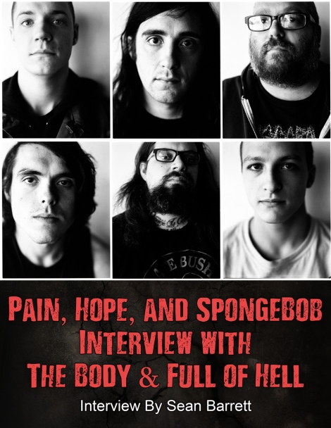 Interview The Body and Full Of Hell