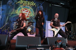 Anthrax Ozzfest Meets Knotfest 2016