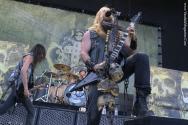Black Label Society Ozzfest Meets Knotfest 2016