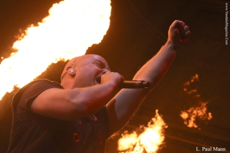 Disturbed Ozzfest Meets Knotfest 2016