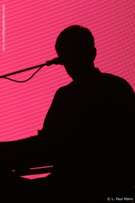 James Blake at the Arlington Theater, Santa Barbara