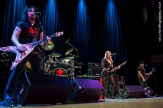 Lita Ford at Winspear Centre Edmonton, AB
