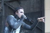 Motionless in White Ozzfest Meets Knotfest 2016