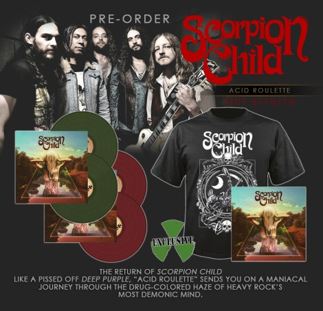 scorpian-child