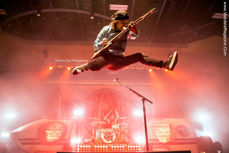 Pierce The Veil  Edmonton 2017