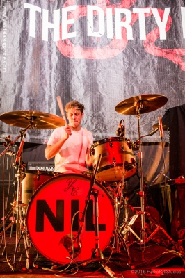 The Dirty Nil, Edmonton 2017