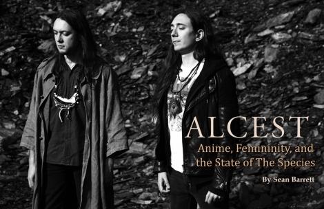Alcest Interview