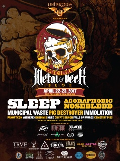 Metal and Beer 2017