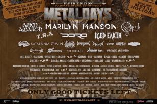 Metaldays 2017