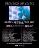 Mooseblood tour