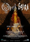 Opeth, Gojira