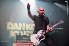 Danko Jones at 100.3 The Bear's Annual Thaw at the Shaw
