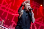 Papa Roach at 100.3 The Bear's Annual Thaw at the Shaw