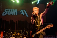 Sum 41 at 100.3 The Bear's Annual Thaw at the Shaw