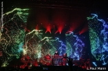 Jean Michel Jarre In Los Angeles at the Microsoft Theater