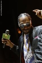 Snoop Dogg Beale Street Music Festival Day 1